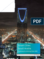 Smart Cities Saudi Arabia Study