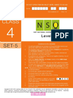Nso Level2 Class 4 Set 5