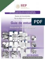 Guia Estudio Prom Jefe Dep Acad 2019