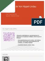 Síndrome de Von Hippel-Lindau.pptx
