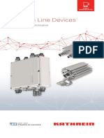 Kathrein Antenna Line Devices