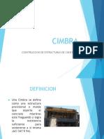 TIPOS DE CIMBRAS