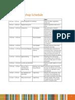 Workshop's Schedule.pdf