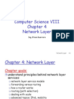 Chapter4 Network Layer