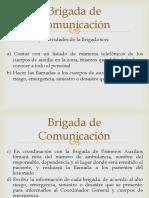 BRIGADA DE COMUNICACIÓN.ppt