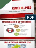 Diapositiva. Potenciales Del Perú