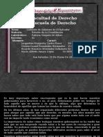 Gabinete de Gobierno de El Salvador