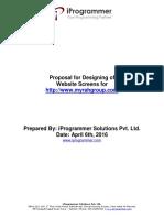 Proposal for Myrah Group_ April 2016