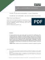 Cuadro Comparativo de Desarrollo Sostenible y Desarrollo Sustentable