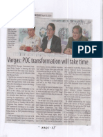 Manila Standard, Apr. 10, 2019, Vargas POC transformation will take time.pdf