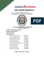 Metodo de Recuperacion Secundaria Por Inyeccion de Gas (PDF) (1)