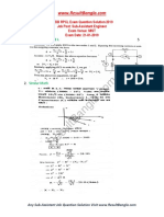 BPDB RPCL Exam Question Solution 21-01-2019