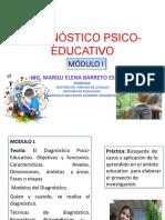 Material de Trabajo - Programa de Intervencion Educativa