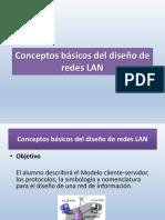 Conceptos Basicos Del Diseno Redes Lan