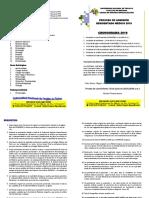 Diptico Proceso Admision 2019