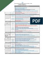 Calendario Academico 2019