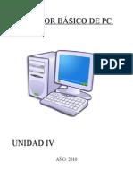 Unidad IV- Excel