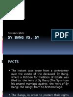 IGBALIC-SY BANG vs SY.pptx