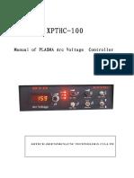 XPTHC-100plasma Arc Voltage Controller