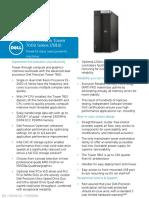 Dell Precision Tower 7000 Series 7810 Spec Sheet