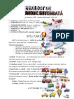 Proiect Didactic - Mijloace Transport Aeriene
