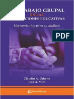 URBANO - YUNI. El Trabajo Grupal en Las Instituciones Educativas Herramientas.cap4 (1)