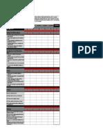 Competitor Analysis Worksheet
