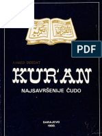 Ahmed Deedat - KURAN-Najšavrsenije čudo