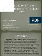 1542118044064_Design and Aerodynamic Optimization of a Tri-Tilt Rotor