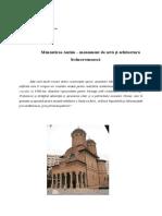 stiluri arhitectonice eseu
