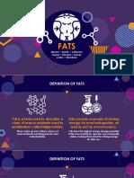 Fats report