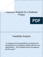 Feasibility and CONOPS