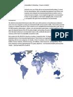 Sustainable Development - RTC