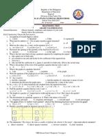 Grade 9 Diagnostic Test.docx