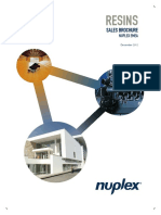 Nuplex Resins Katalog En