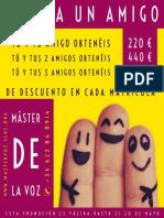 Master en Pedagogía de la Voz