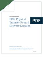 ABDOE-BRIKPhysicalTransferPointandDeliveryLocation