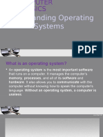 2-Computer Basics Understanding Operating Systems