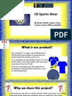 cb sportswear