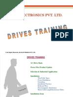 Agenda Drive Training.ppt