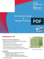ATC2017 5G Antenna Design and Network Planning