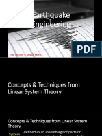 Earthquake Engineering 1