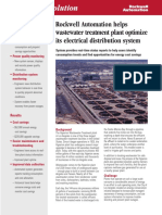 Hyperion Wastewater Treatement Plant Case Study