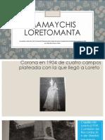 La Coronacíon Diocesana de La Mamaychis Loretomanta