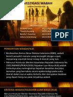 (Presentasi) Investigasi Wabah (KLB) [G 04]