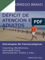 Déficit de Atención en Adultos. Estrategias No Farmacológicas - Jorge Orrego Bravo