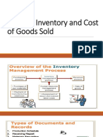 Audit of Inventory