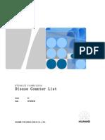 BTS3911E V100R012C00 Node Disuse Performance Counter List 01(2016-06-30).xls
