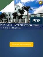 CNC-VINA - Introduction 2019