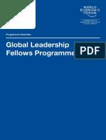 WEF GLF Brochure